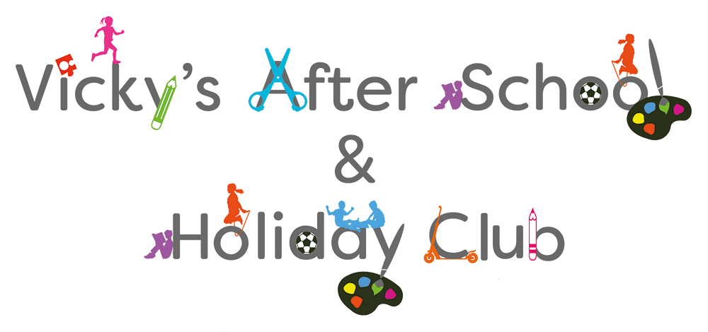 Vickys After School and Holiday Clubs Logo