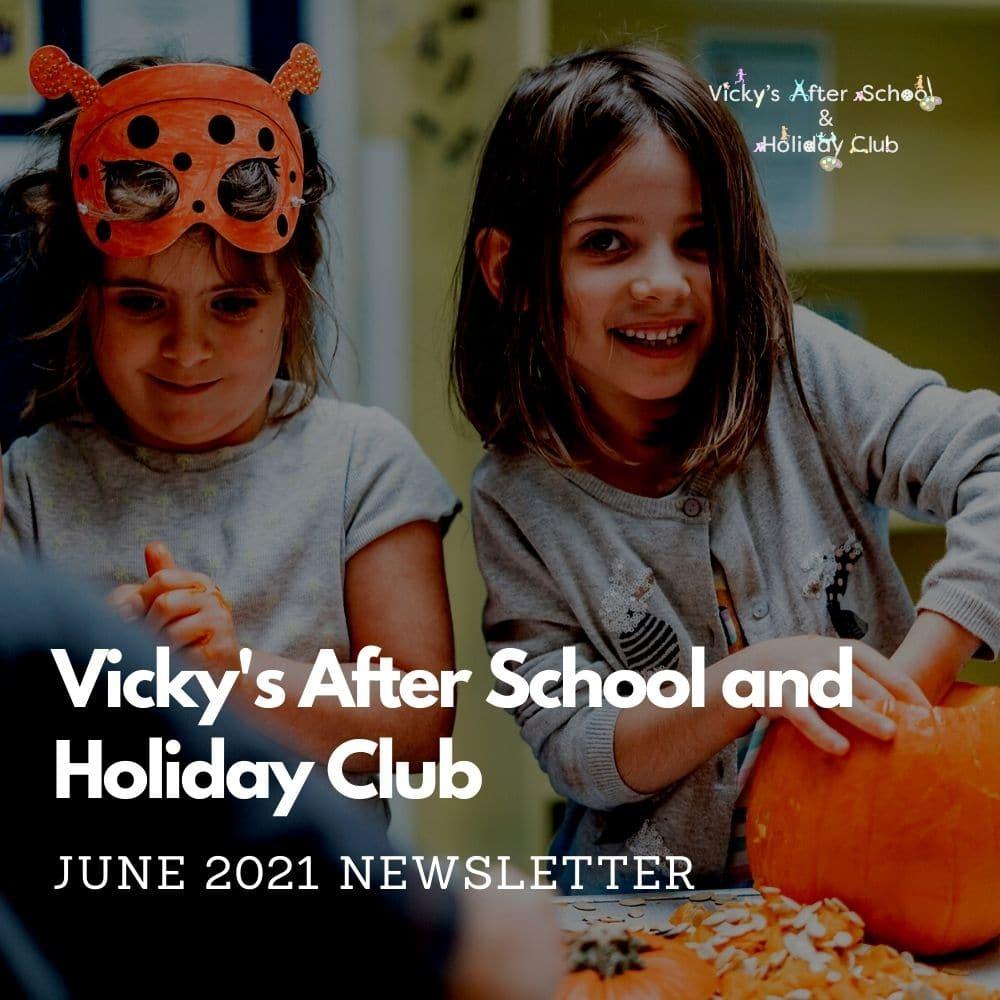 June 2021 Newsletter kids